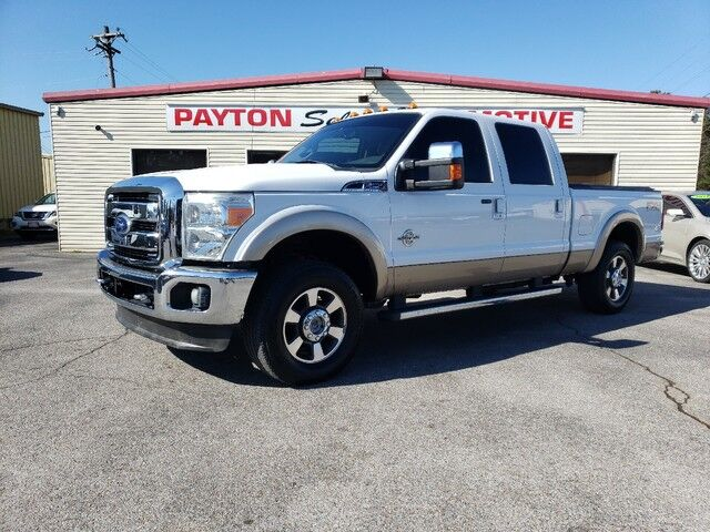2011 Ford Super Duty F-250 SRW Lariat Heber Springs AR