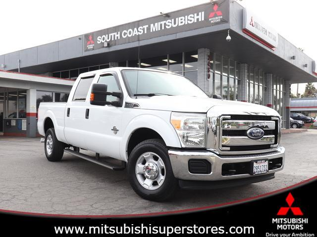 2011 Ford Super Duty F-250 SRW XLT Costa Mesa CA