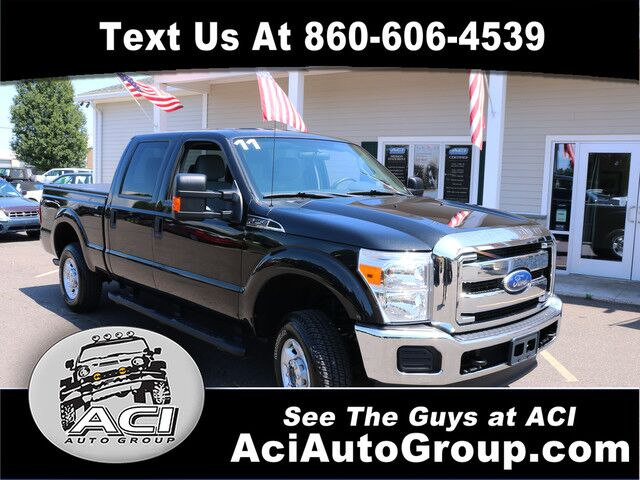2011 Ford Super Duty F-250 SRW XLT East Windsor CT