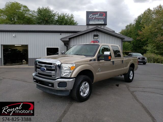 2011 Ford Super Duty F-250 SRW XLT Middlebury IN
