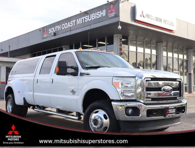 2011 Ford Super Duty F-350 DRW Lariat Costa Mesa CA