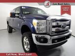 2011 Ford Super Duty F-350 SRW CREW CAB 4X4 LARIAT POWER STROKE DIESEL