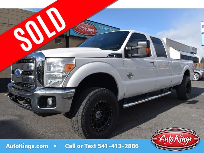 2011 Ford Super Duty F-350 SRW Lariat 4WD Crew Cab Bend OR