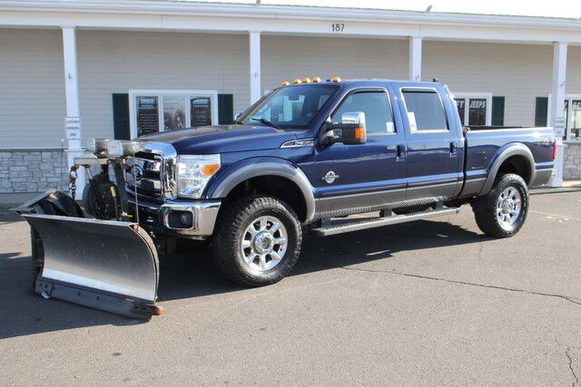 2011 Ford Super Duty F-350 SRW Lariat East Windsor CT