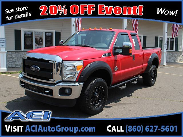 2011 Ford Super Duty F-350 SRW XLT East Windsor CT