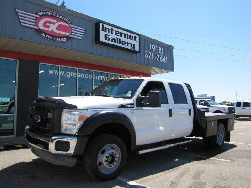 2011 Ford Super Duty F-450 DRW XL Collinsville OK