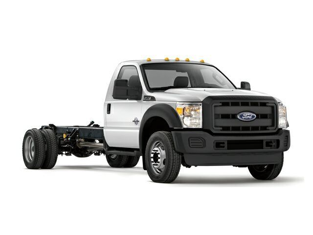 2011 Ford Super Duty F-450 DRW XL Rock City NY