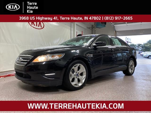 2011 Ford Taurus 4dr Sdn SEL FWD Terre Haute IN
