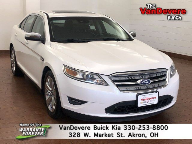 2011 Ford Taurus Limited Akron OH