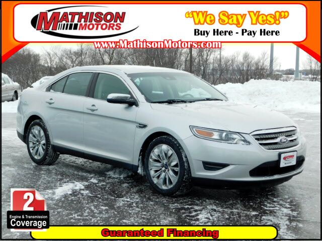 2011 Ford Taurus Limited Clearwater MN