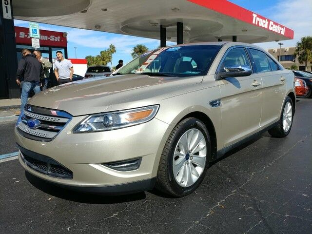 2011_Ford_Taurus_Limited_ Fort Myers FL
