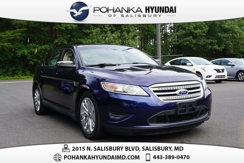 2011_Ford_Taurus_Limited **PERFECT MATCH**_ Salisbury MD