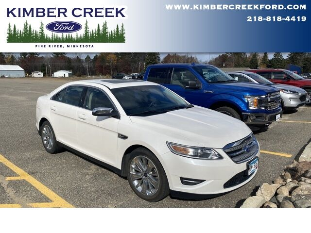 2011 Ford Taurus Limited Pine River MN