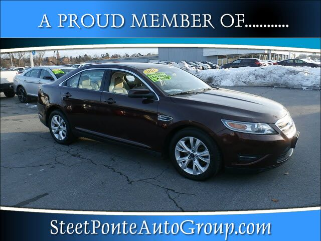 2011 Ford Taurus SEL Yorkville NY
