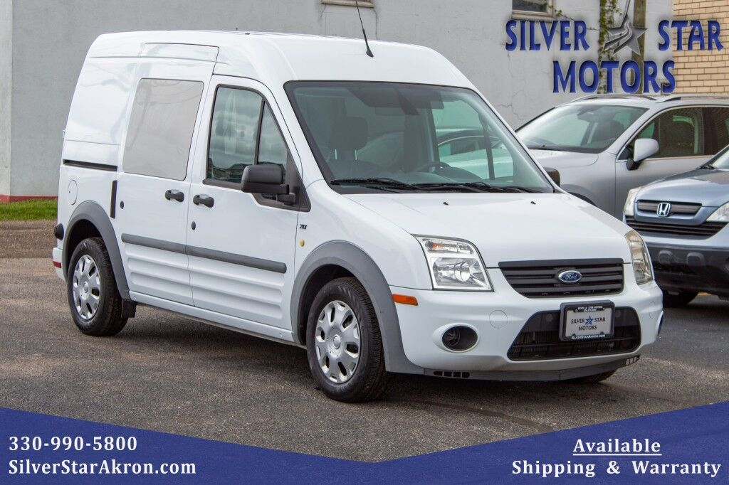 2011 Ford Transit Connect Azure Dynamics