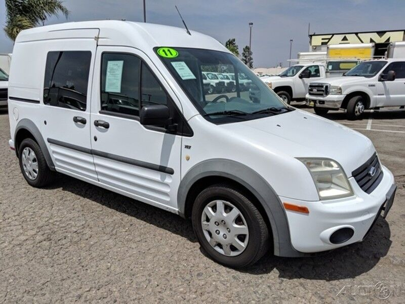2011 Ford Transit Connect Mini Cargo Van