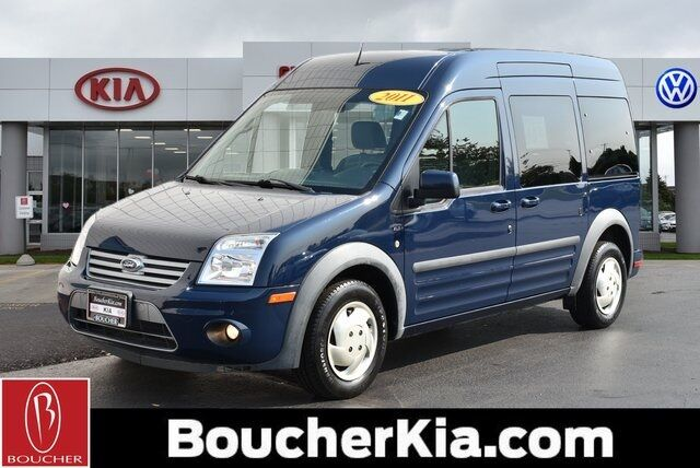 2011 Ford Transit Connect XLT Premium Racine WI