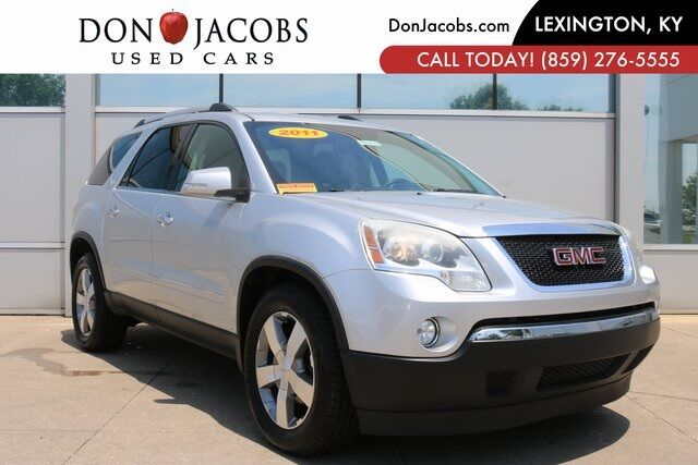 2011 GMC Acadia  Lexington KY