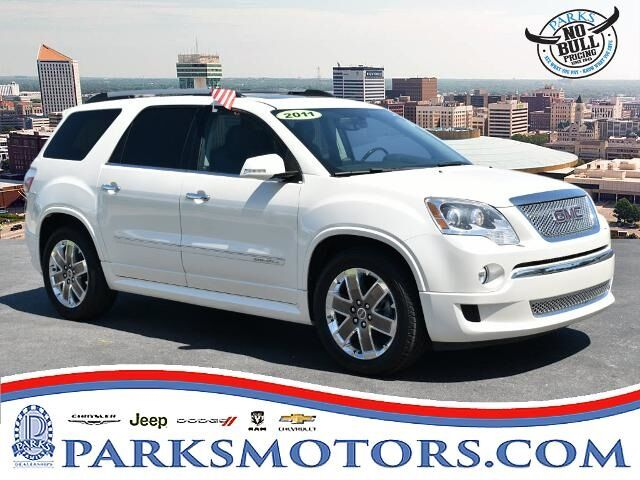 2011 GMC Acadia Denali Wichita KS