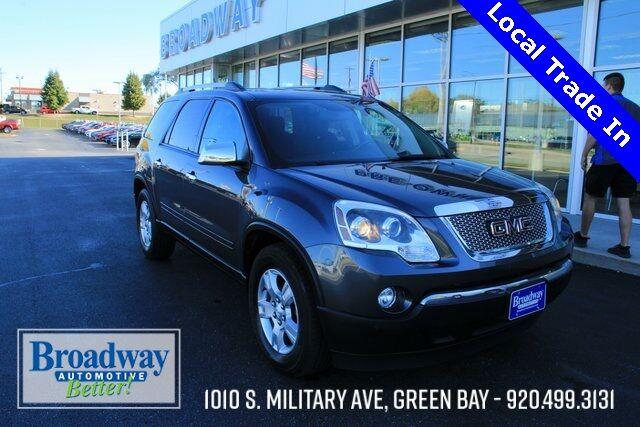 2011 GMC Acadia SLE Green Bay WI