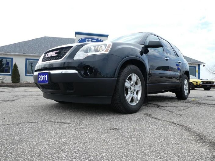 2011 GMC Acadia SLE1- AWD- ON STAR- ONLY 108,388 KM Essex ON