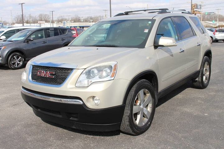 2011 GMC Acadia SLT1 Fort Wayne Auburn and Kendallville IN
