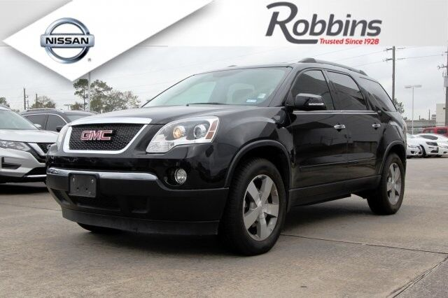 2011 GMC Acadia SLT2 Houston TX