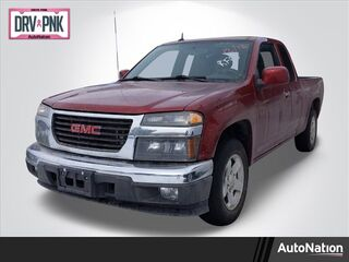 2011_GMC_Canyon_SLE1_ Littleton CO