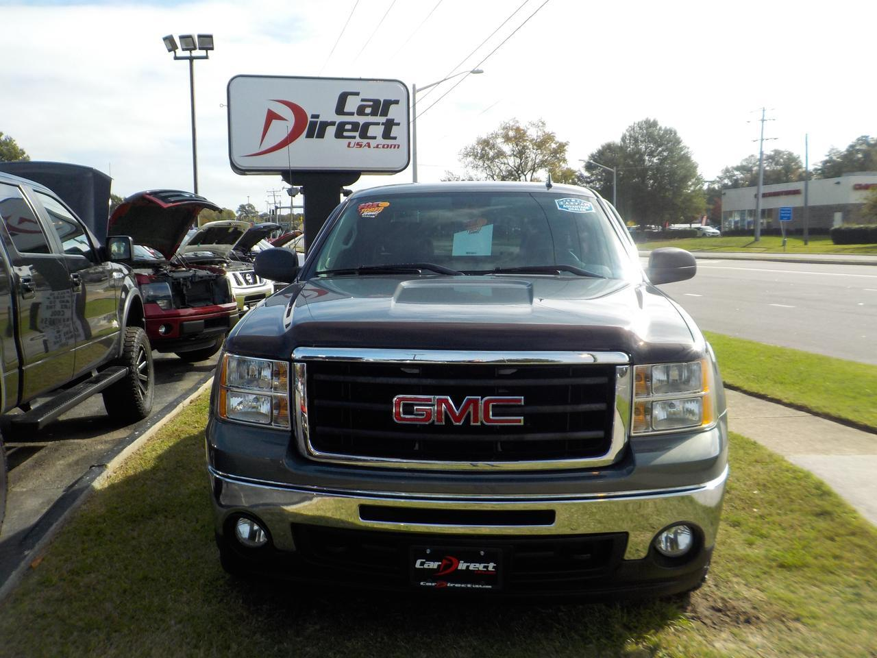 2011 GMC SIERRA SLE Z71 4X4, WARRANTY, RUNNING BOARDS, TOW HITCH, POWER SEAT, ONSTAR! Virginia Beach VA