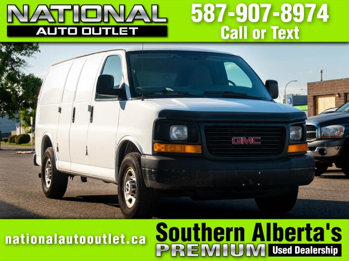 2011 GMC Savana Cargo Van Other Lethbridge AB