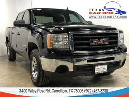 2011_GMC_Sierra 1500_SL CREW CAB AUTOMATIC CRUISE CONTROL BED LINER TOWING HITCH AUTOMATIC HEADLIGHTS_ Carrollton TX