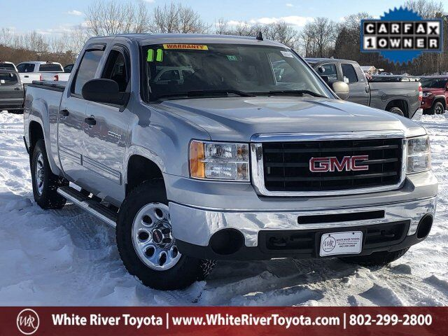 2011 GMC Sierra 1500 SL White River Junction VT