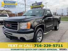 2011_GMC_Sierra 1500_SLE 4WD Regular Cab 1-Owner_ Buffalo NY