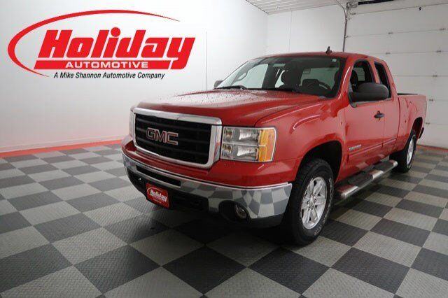Vehicle Details 2011 Gmc Sierra 1500 At Holiday