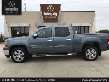 2011 GMC Sierra 1500 SLE Wichita KS