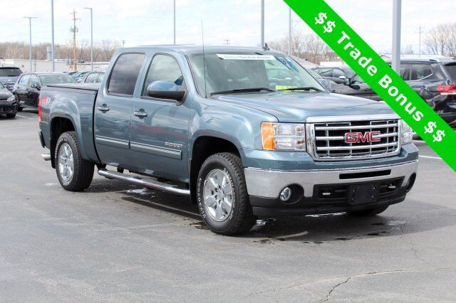 2011 GMC Sierra 1500 SLT Green Bay WI