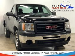 2011_GMC_Sierra 1500_WORK TRUCK REGULAR CAB AUTOMATIC BLUETOOTH TOWING HITCH RECEIVER_ Carrollton TX