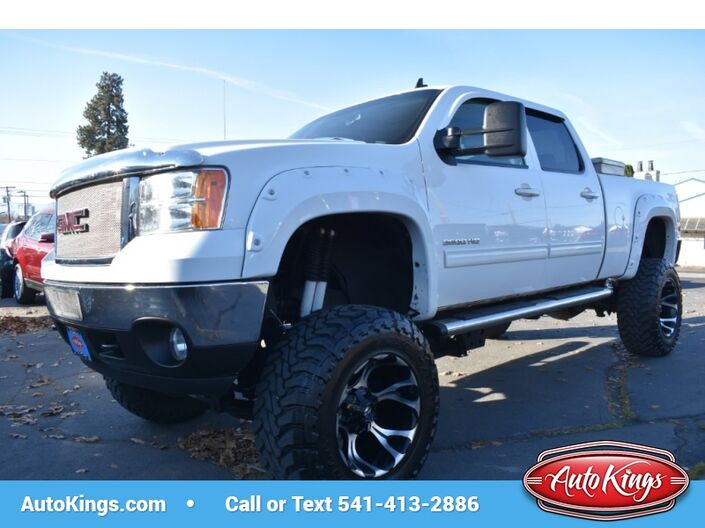 2011 GMC Sierra 2500HD 4WD Crew Cab SLT Bend OR