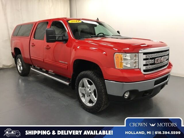 2011 GMC Sierra 2500HD SLT Holland MI