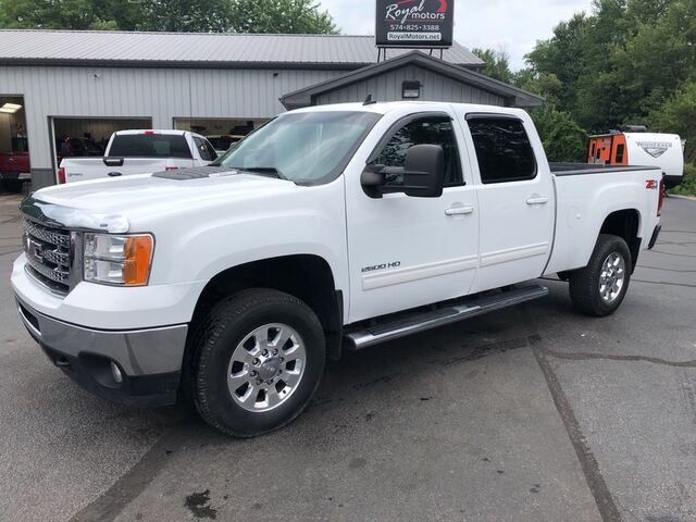 2011 GMC Sierra 2500HD SLT Middlebury IN
