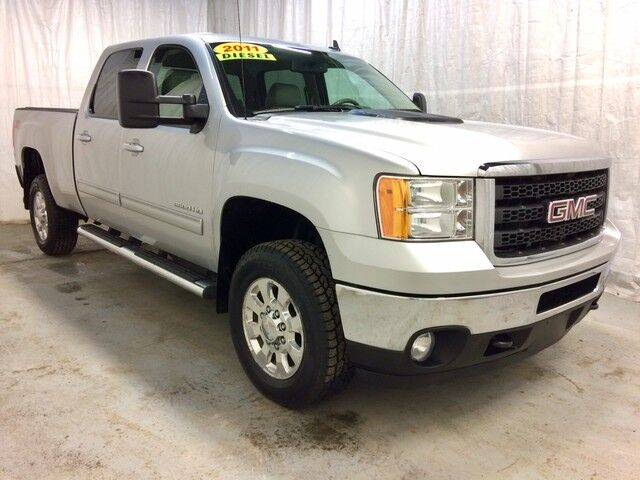 2011 GMC Sierra 2500HD SLT Wyoming MI