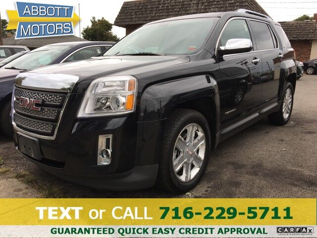 2011 GMC Terrain SLT AWD w/Leather & Low Miles Buffalo NY