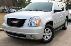 2011_GMC_Yukon_SLE - w/ NAVIGATION & LEATHER SEATS_ Lilburn GA