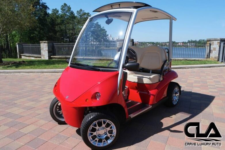 2011 Garia 2+2 LSV  The Woodlands TX