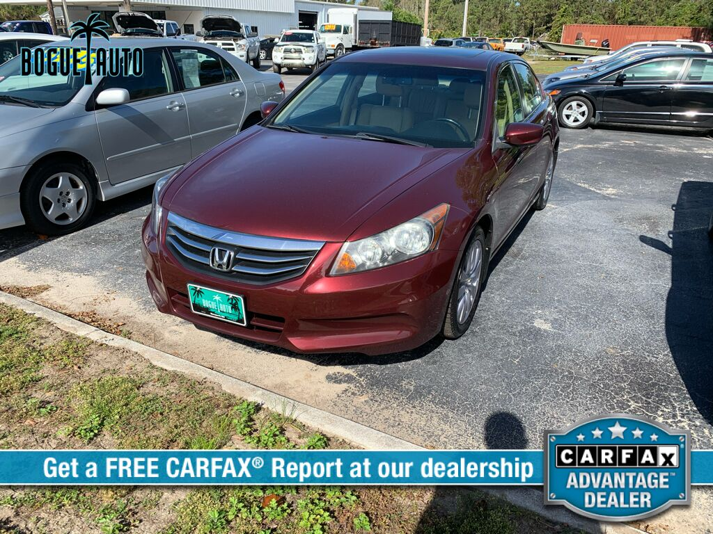 2011 HONDA ACCORD EXL Newport NC