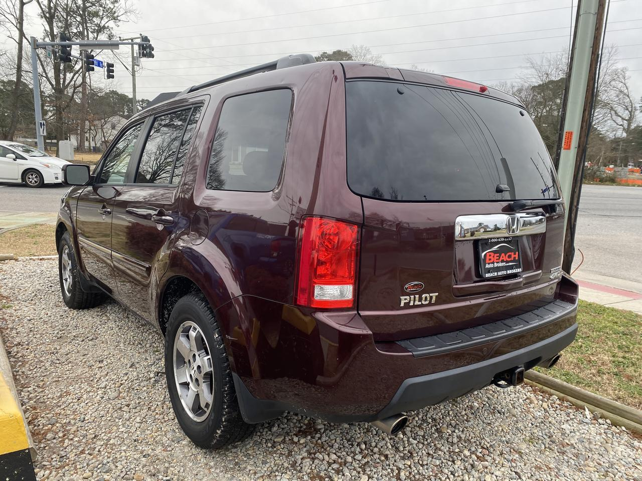 2011 HONDA PILOT TOURING, WHOLESALE TO THE PUBLIC, LEATHER, NAV, DVD PLAYER, 3RD ROW, 1 LOCAL OWNER! Norfolk VA