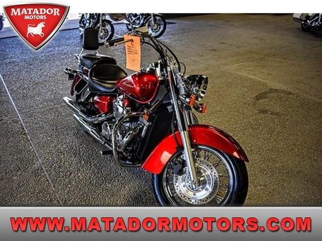 2011_HONDA_SHADOW AERO__ Lubbock & Wolfforth TX