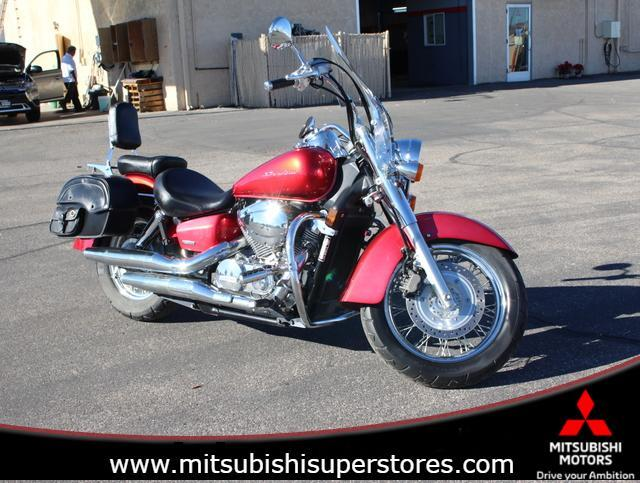 2011 HONDA SHADOW AERO VT750C