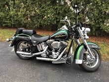 2011_Harley Davidson_Heritage Softtail_Custom_ Richmond IN