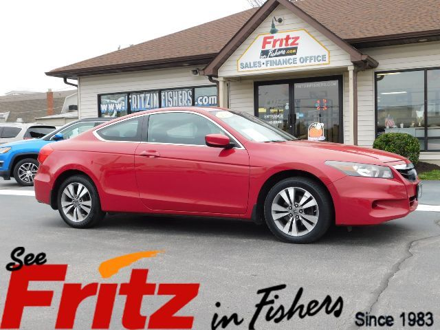 2011 Honda Accord Cpe EX Fishers IN
